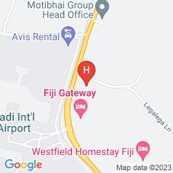 Map TOKATOKA RESORT
