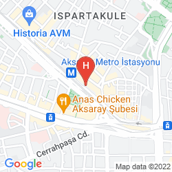 Map ABEL HOTEL
