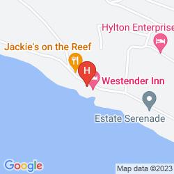 Map THE WESTENDER INN