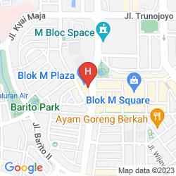 Map LOSARI BLOK-M