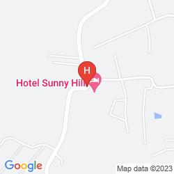 Map TULIP INN SUNNY HILL