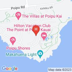 Map MAKAHUENA AT POIPU