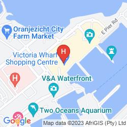 Map QUEEN VICTORIA