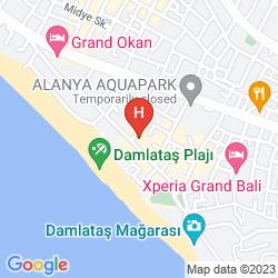 Map UZEL