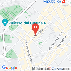 Map ROME LIFE