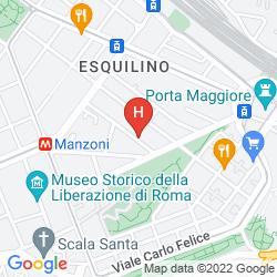 Map ALADINO INN
