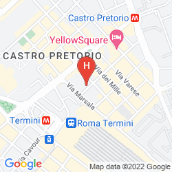 Map BEAUTIFUL PLACE IN ROME