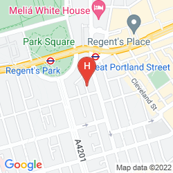 Map GO NATIVE OXFORD STREET