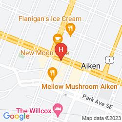 Map HOTEL AIKEN