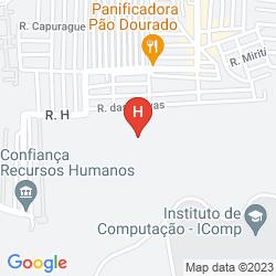 Map LORD MANAUS