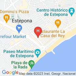 Map CARACAS PLAYA