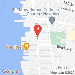 Map ADMIRAL FITZROY INN