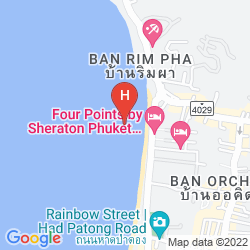 Map DIAMOND CLIFF RESORT AND SPA