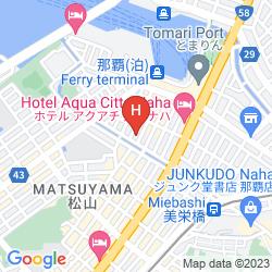 Map RESONEX NAHA