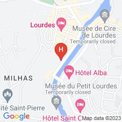 Map LE BEAU-SITE