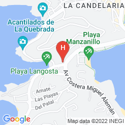 Map AVENIDA