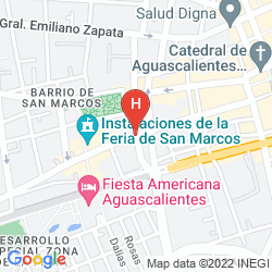 Map ART HOTEL