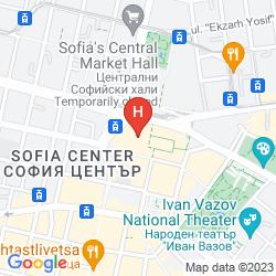 Map SHERATON