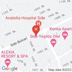 Map CARNA GARDEN
