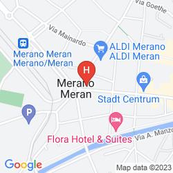 Map GRAND HOTEL BELLEVUE