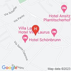 Map PENSION ST. URBAN