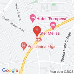 Map REXTON