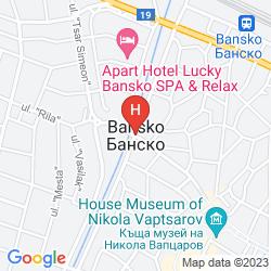 Map MURITE CLUB HOTEL