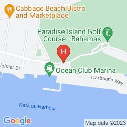Map PARADISE HARBOUR CLUB & MARINA A FESTIVA RESORT