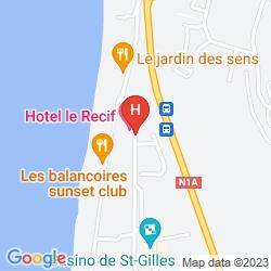 Map ALAMANDA