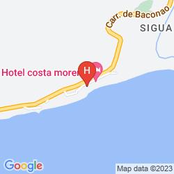Map COSTA MORENA