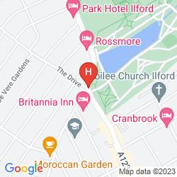 Map ROSSMORE