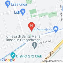 Map CONVERTINI