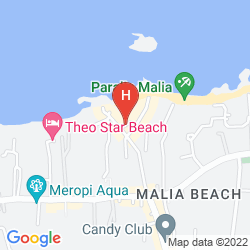 Map LA LUNA
