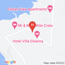 Map ANTHEMIS APARTMENT