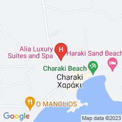 Map ALIA STUDIOS