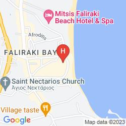 Map FALIRALA CENTRAL