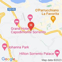 Map VILLA MARIA