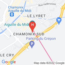 Map L'HÉLIOPIC SWEET & SPA