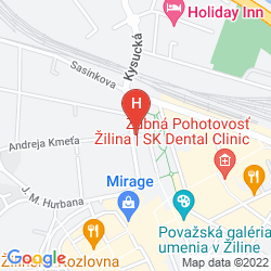 Map SLOVAN