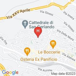 Map DOMUS ANTIQUA