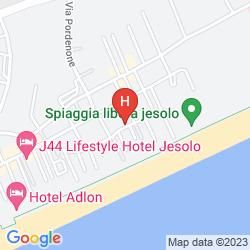 Map ALBATROS