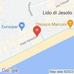 Map HOTEL ORIZZONTE