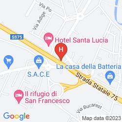 Map SANTA LUCIA