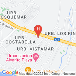 Map NH MARBELLA