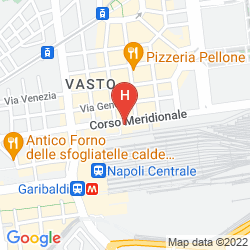 Map STELLE HOTEL THE BUSINEST