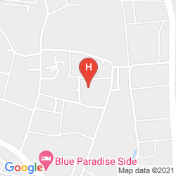Map Q SPA RESORT HOTEL