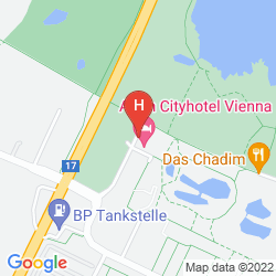Map 24HOURS APARTMENT HOTEL