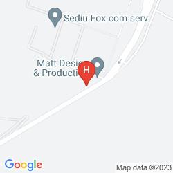 Map JW MARRIOTT BUCHAREST GRAND HOTEL