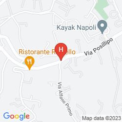 Map VILLA MARECHIARO