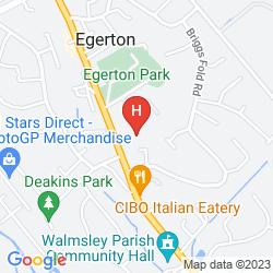 Map EGERTON HOUSE